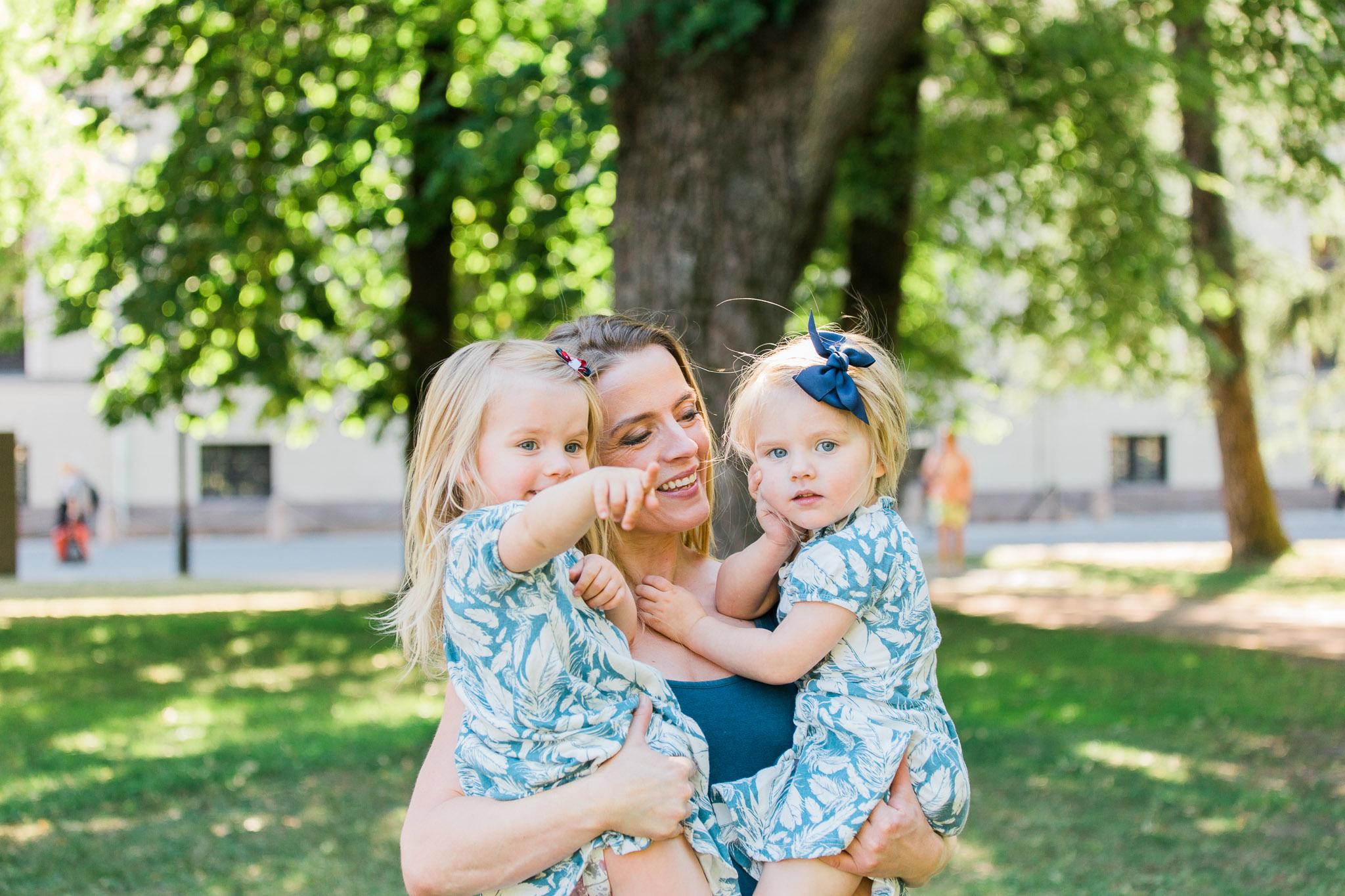 familiefotografering i Drammen