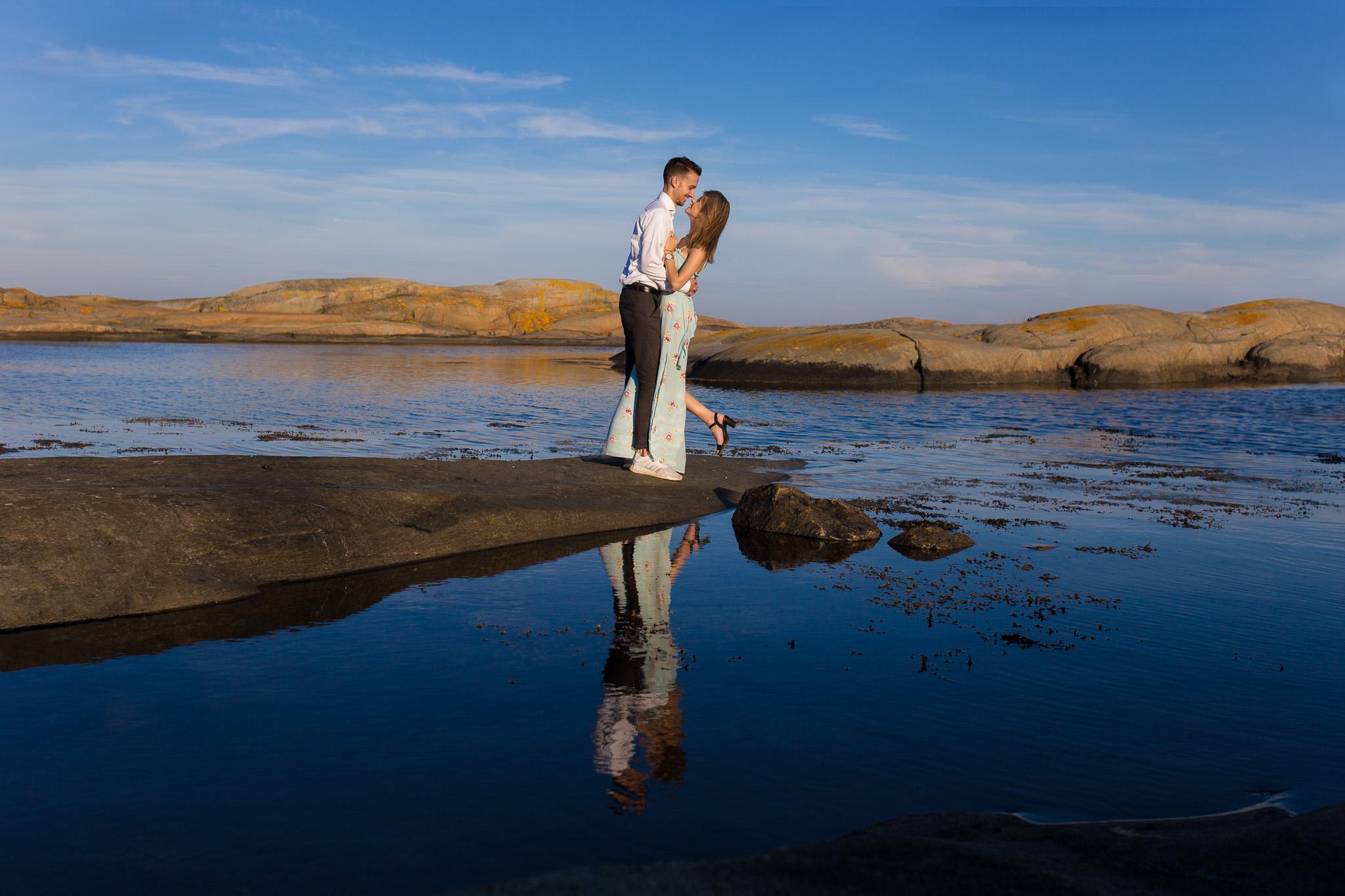 Bryllupsfotografering Verdens Ende, Tjøme