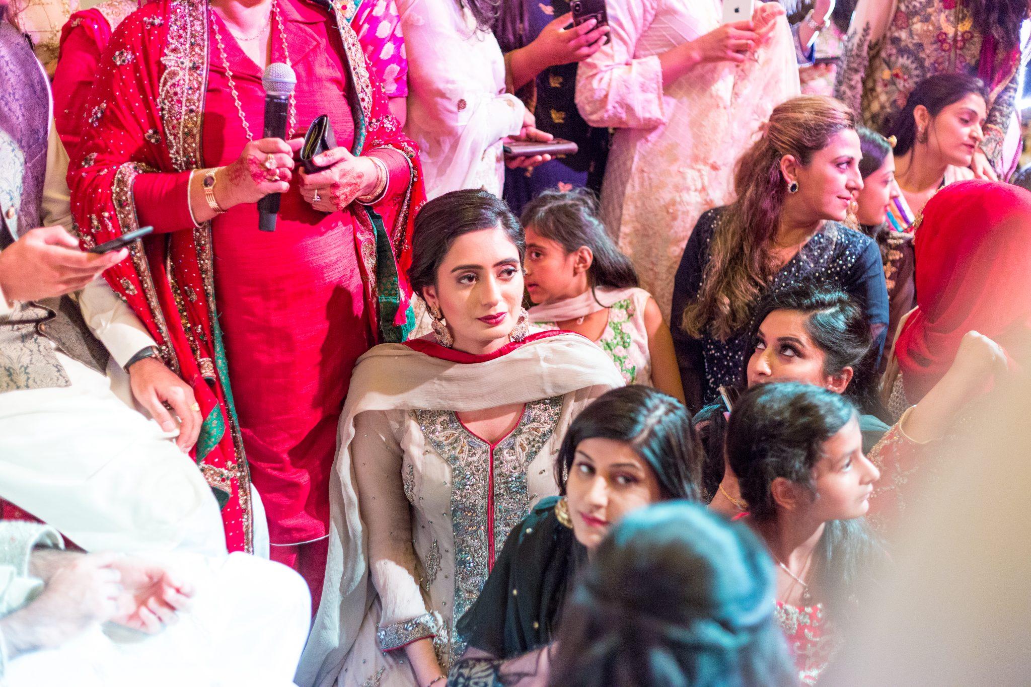 Rasm i Pakistanske bryllup står sentralt