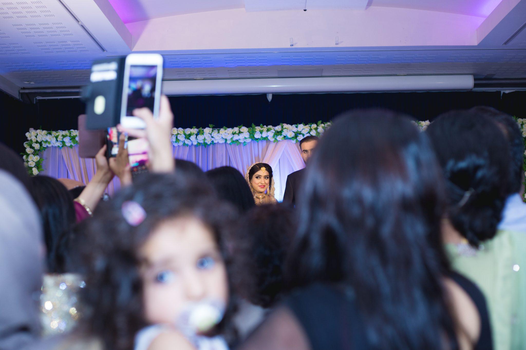 Fotograf til Pakistansk bryllup