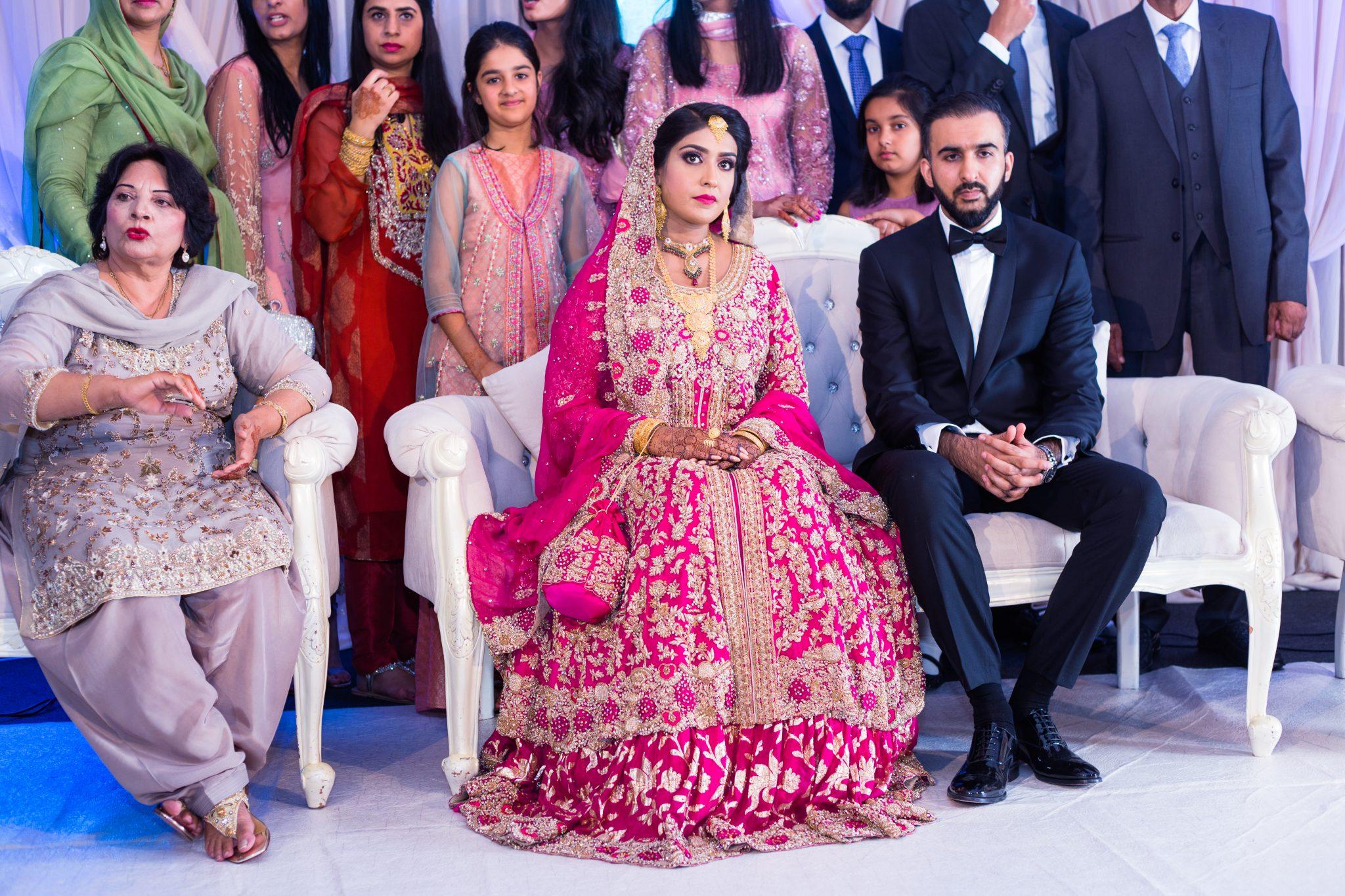 Pakistansk bryllup - dag 3 - walima